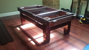 Correctly performing pool table installations, Jonesboro Arkansas