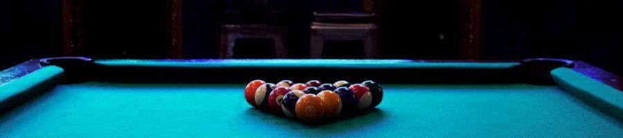 Jonesboro pool table room sizes featured